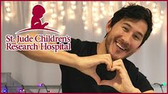 Welcome to Markiplier! Sean William Mcloughlin, Donation Page, Childrens Hospital, Markiplier, How To Raise Money, Looking Up, The Funny, Youtubers, I Laughed