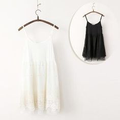 Buy '11.STREET – Tulle Slipdress' with Free International Shipping at YesStyle.com. Browse and shop for thousands of Asian fashion items from China and more!