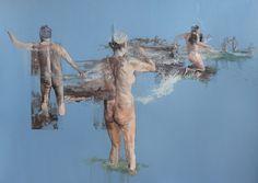 Jessica Rimondi's Paintings Evoke the Passage of Time   Hi-Fructose Magazine