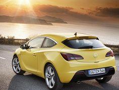 Opel Astra J GTC Characteristics - http://autotras.com