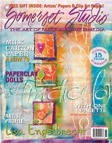 Somerset Studio - Celebrating the Art of Paper Crafting, Art Stamping, Fine Calligraphy, & Mixed Media