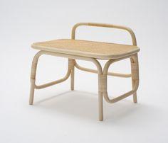 NØW! exhibition in Milan 2015 | rattan furniture | Krøyer-Sætter-Lassen
