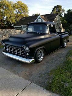 trucks chevy old Chevy Pickup Trucks, Chevrolet Trucks, Gmc Trucks, Cool Trucks, 1955 Chevrolet, Lifted Chevy, Chevrolet Silverado, Chevy Stepside, Chevy Pickups