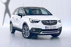Der X-Faktor: Opel Crossland X #News #Motor