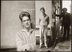 Portraits de criminels australiens dans les années 1920 photo police sydney australie mugshot 1920 37 photo photographie histoire featured art