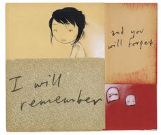 And you will forget by Kurt Halsey