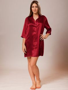 52 Best Mulberry Silk Nightgowns images  c22e148b4