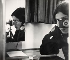 Top 10 Black and White Self Portraits by Famous Photographers | MONOVISIONS