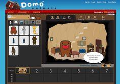 AYUDA PARA MAESTROS: Domo animate - Herramienta para crear historias an...