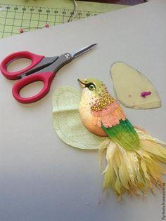 Мини-мастер-класс: текстильный задник для броши - Ярмарка Мастеров - ручная работа, handmade