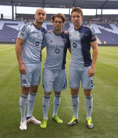 Aurelien Collin, Graham Zusi and Matt Besler named to 20-player gameday roster for 2013 AT MLS All-Star Game at Sporting Park on July 31.