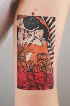 Joanna Świrska Dzo Lama tattoo