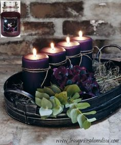 Sugarplum Fairy Village Candle Review Revue Avis