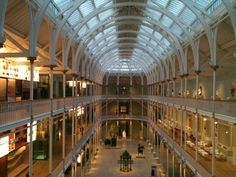 National Museum of Scotland in Edinburgh, Edinburgh