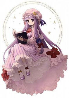 Touhou, Patchouli Knowledge