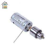 ミニdc 12ボルト電気ハンドドリルモータpcbドリルプレスコンパクトセット10ピース0.5-3ミリメートルツイストビット職業0.3〜4ミリメートルjt0チャックツール