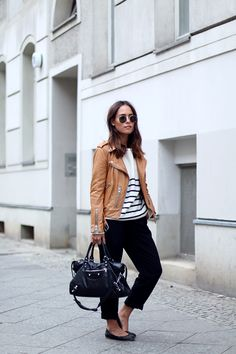 The Right Way To Wear Stripes This Season - Career Girl Daily
