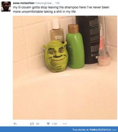 Shrek is love