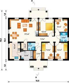 Проекты одноэтажных домов в России ✧ Индивидуальное проектирование ☛ от 400 руб/м²✓ Более 200 готовых проектов ✓ Возможность оплаты онлайн. ✓ Лидеры в сфере