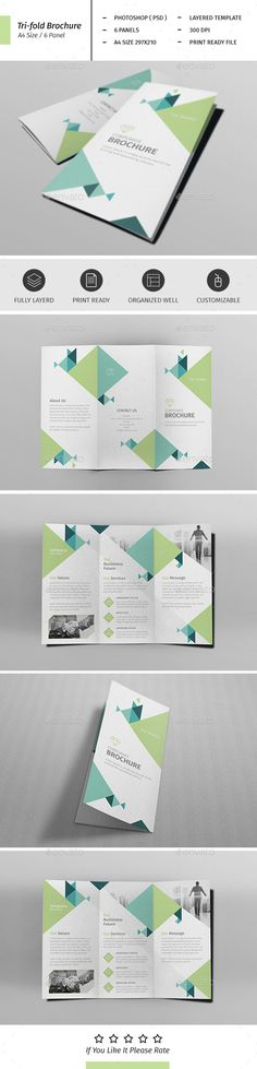 A4 Corporate Business Brochure Template PSD. Download here: https://graphicriver.net/item/a4-corporate-business-template-vol-09/17602915?ref=ksioks