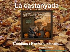Poemes i cançons Castanyada by Salvia, via Slideshare