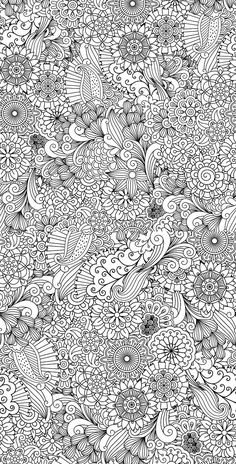 vivaldi four seasons coloring pages | Intricate coloring page, from Leeann Owens on Pinterest ...