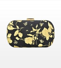 #DYNHOLIDAY Printed Foil Hard Case Clutch New Year Celebration, Holiday Wishes, Submissive, Style Me, Coin Purse, Wallet, Printed, Bags, Accessories