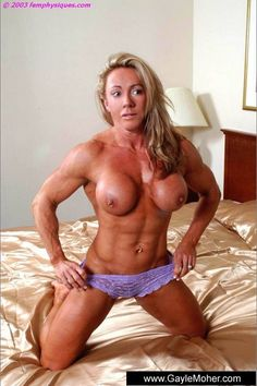 Gayle Moher Nude 118