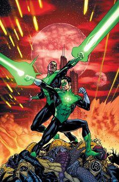 Aquila_della_notte Comics Collections: The NEW 52 Story: Green Lantern [Parte 1]