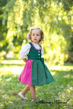 Drwds Up Contest for Kids. Traditional German Clothing for Kids... perfect for German Festival season!