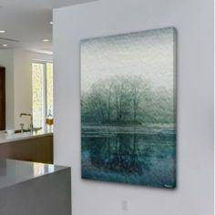 Parvez+Taj+Apple+Lake+Canvas+Wall+Art
