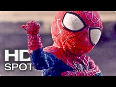 THE AMAZING SPIDER-MAN 3: Evian Baby & me 2 | 2014 Official Spot [HD] - YouTube