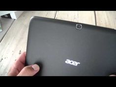 Unboxing Acer Iconia Tab A700 - erstes deutsches Unboxing des Full-HD Tablets