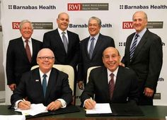 BREAKING: Barnabas and Robert Wood Johnson sign deal to form major New Jersey system