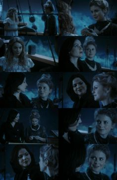 I loved how Regina and Tink bonded in this episode, given their rough history :)