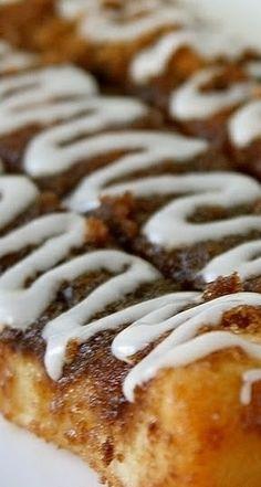 Cinnamon Roll Breadsticks