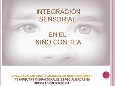 Silvia navarro y m pilar ruiz integración sensorial tea