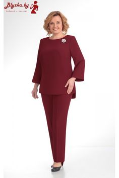 Over 50 Womens Fashion, Plus Size Fashion For Women, Plus Size Women, Comfy Dresses, Nice Dresses, Dresses For Work, Mom Dress, Winter Mode, Curvy Girl Fashion