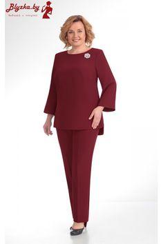 Комплект женский Eg-12-486-2 Over 50 Womens Fashion, Plus Size Fashion For Women, Girl Fashion, Fashion Dresses, Mom Dress, Peplum Dress, Bodycon Dress, Comfy Dresses, Nice Dresses