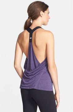 LOVE this tank! Women's Workout Clothes | Gym clothes | Fitness Apparel | Yoga Clothes #alo @ http://www.FitnessApparelExpress.com