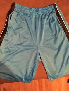 b131beeda4 Spalding Athletic Shorts - Large - Navy Blue - Mens Pre-owned Elastic Waist.