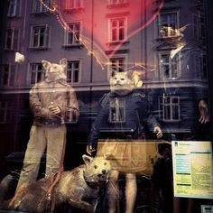 Horribly beautiful and terrifyingly comforting taxidermy. At first it might look creepy - polar bear in tuxedo, antelope in priests robe, just like in a lonely hunters house in deep woods. During the day it is a perfect way to relax, read a magazine or a newspaper (the bar offers 5 international newspapers) or have a chat with your buddy. Mornings are particularly busy due to popularity of breakfast there. Bankeråt also offers dishes, prepared with natural ingredients and well portioned.