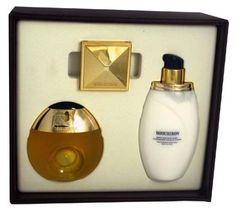 Boucheron By Boucheron For Women. Gift Set ( Eau De Parfum Spray 3.3 Oz & Perfumed Body Lotion 6.6 Oz + Soild Parfum 0.19 Oz / 5.5 G). by Boucheron. $199.99