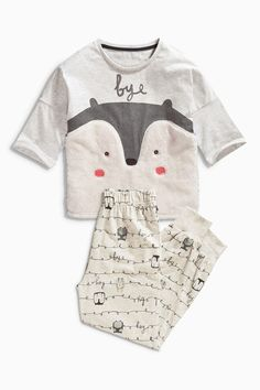 Buy Character Appliqué Pyjamas (3-16yrs) from the Next UK online shop