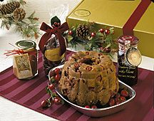Cranberry Steamed Pudding Gourmet Desserts, Favorite Holiday, Muffin, Pudding, Cheese, Breakfast, Collection, Food, Morning Coffee