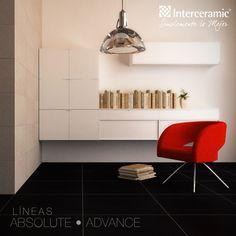 #interceramic Absolute & Advance