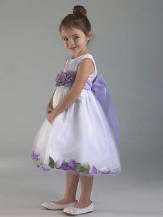 little girls flower girl dresses | Here Comes the…Flower Girl