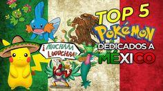 TOP 5 POKÉMONS INSPIRADOS EN MÉXICO | ROKZZ GAMER