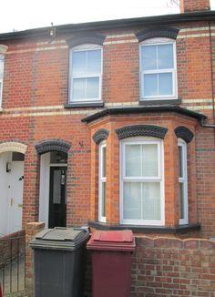 The home of musician Geoff Goddard England, Garage Doors, Windows, Reading, Outdoor Decor, Home Decor, Decoration Home, Room Decor, Reading Books