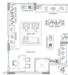Showroom Interior Design, Boutique Interior, Boutique Design, Shoe Store Design, Retail Store Design, Autocad, Furniture Layout, Space Furniture, Clothing Store Interior